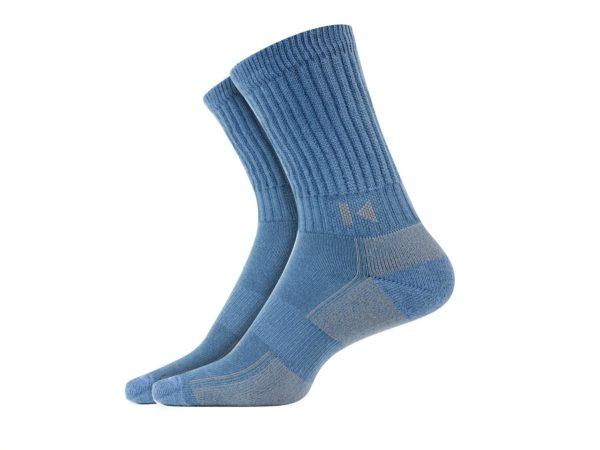 Calcetín ALASKA azul