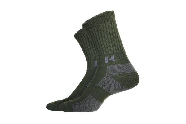 Calcetín EVEREST verde kaki