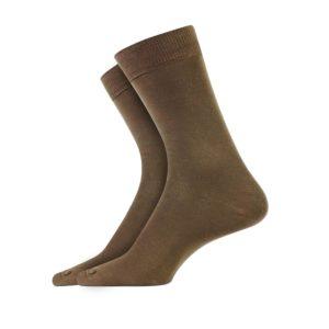 Calcetín EXCELLENCE marrón