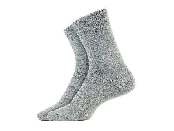 Calcetín de vestir, clásico, ANCARES azul gris