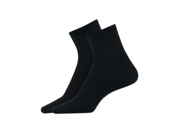 Calcetín de vestir clásico ASR negro