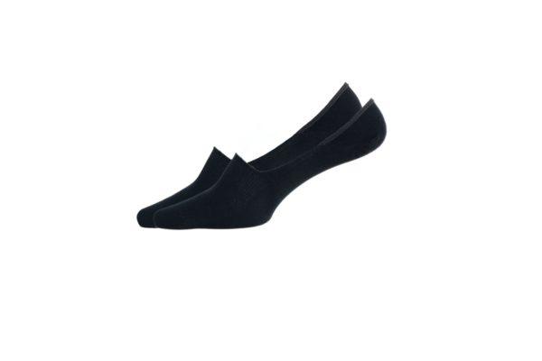 Calcetín de vestir especial INVISIBLES SE negro